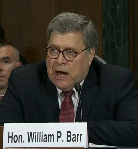 Good Thing Bill Barr Is A Paragon Of Honesty, Because ... Well Sh*t Just Read It
