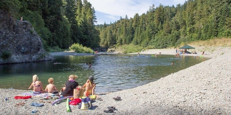 14 Incredible Swimming Holes in Northern California