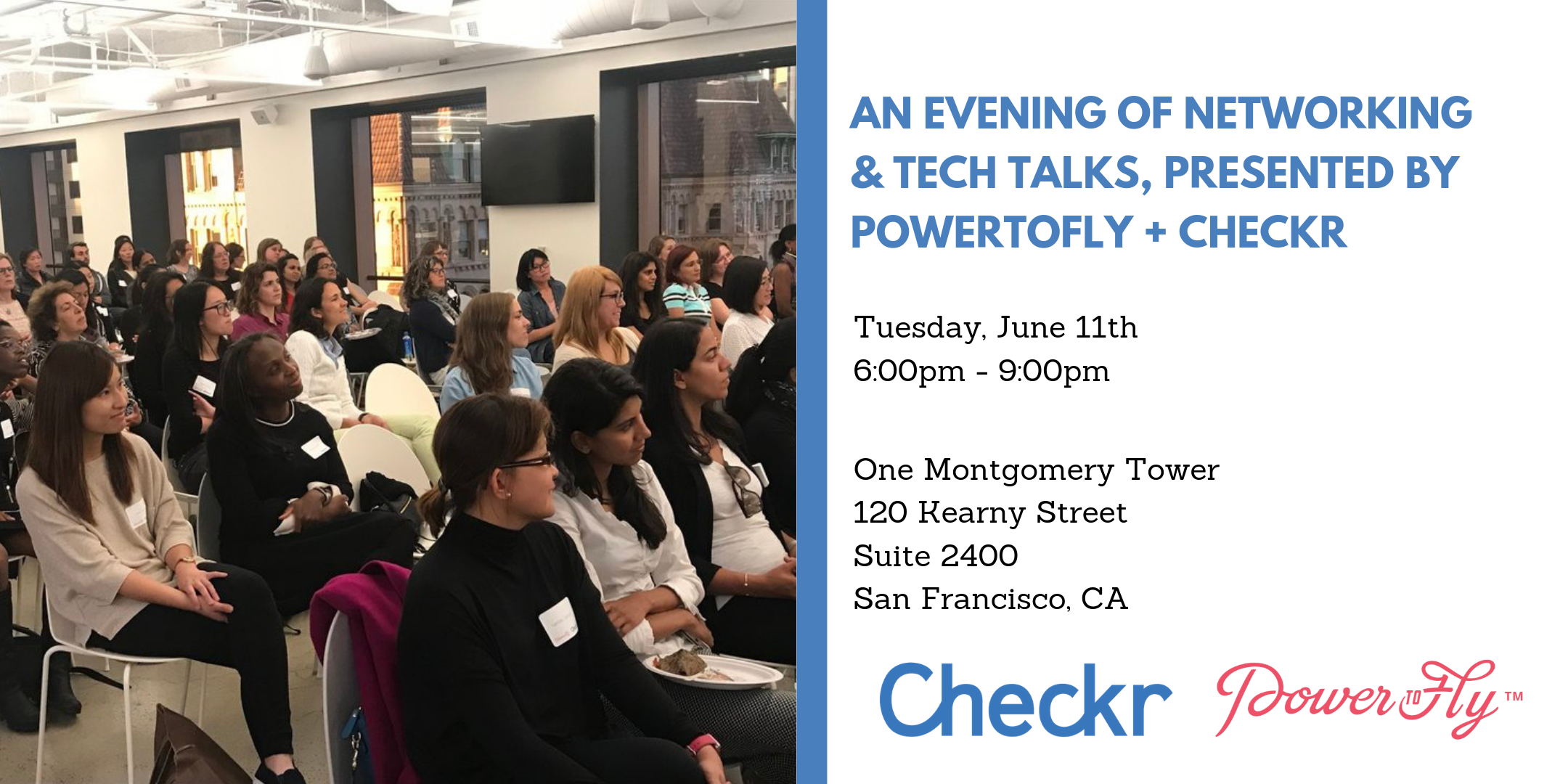 Networking and Tech Talks with Checkr's Women Tech Leaders