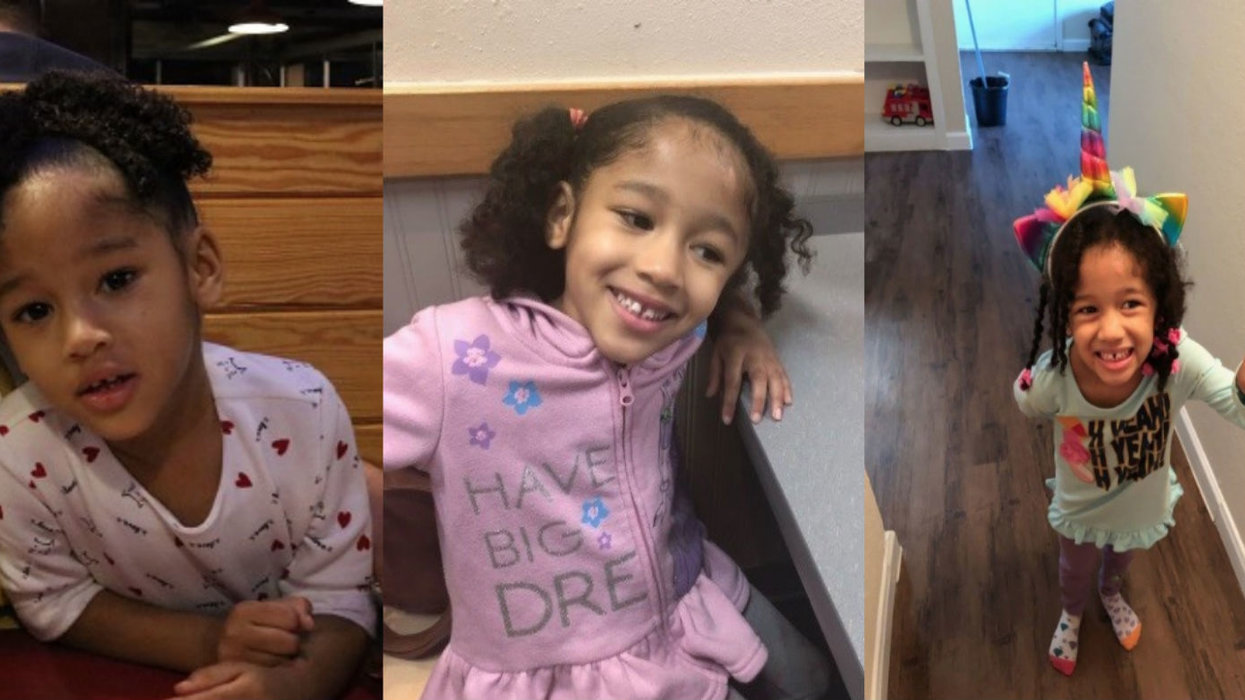 Search for missing 4-year-old girl reaches horrific end as discovered remains confirmed to be hers