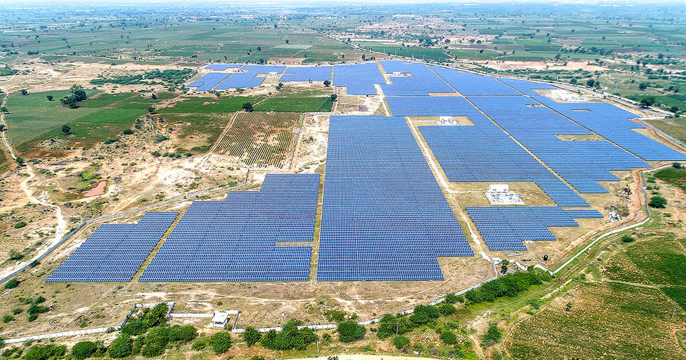 India Is Now Investing More in Solar Than Coal