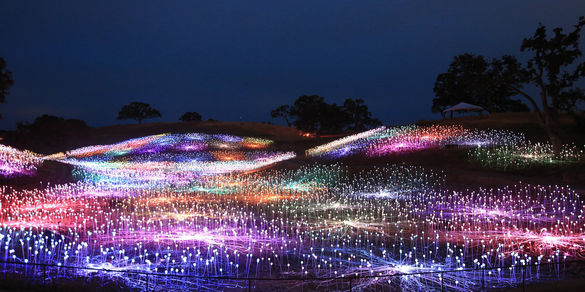 Summer Arts Preview: A Fantastical Light Show, Tattoo Art, SF Design Week + More in the Bay Area