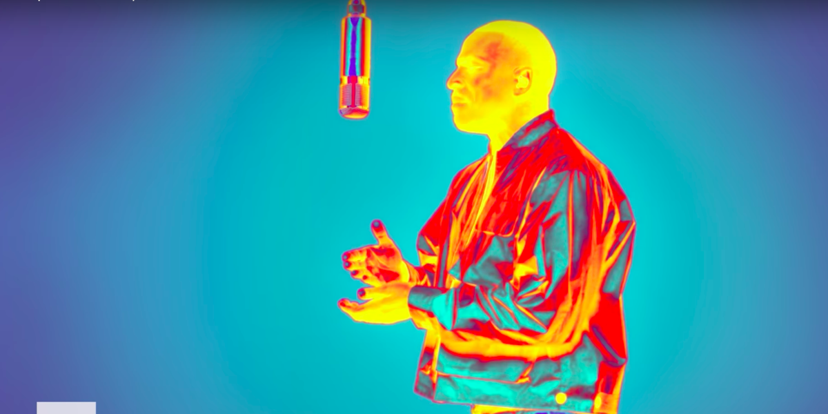 Watch Skepta Perform 'No Sleep' In Full Thermal Vision On 'A Colors Show'
