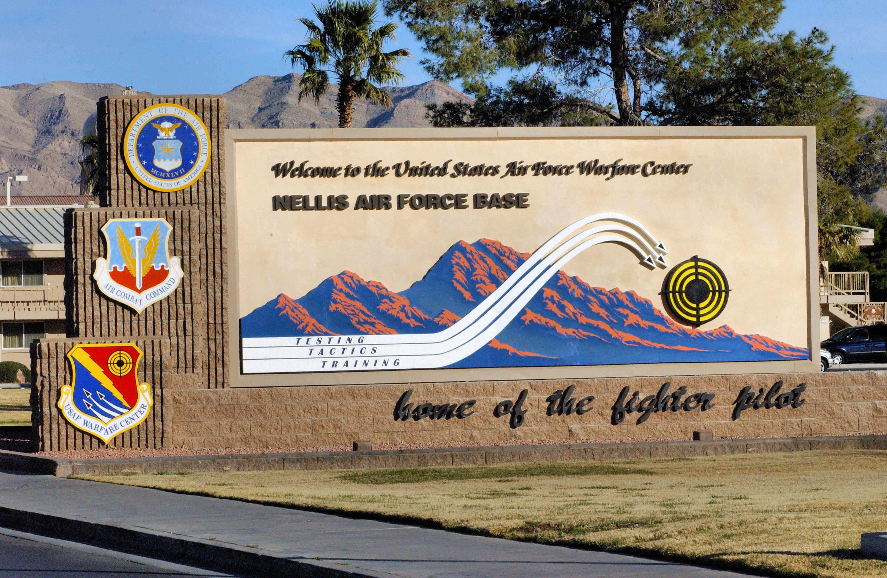 Your Nellis Air Force Base Area Guide - Task & Purpose