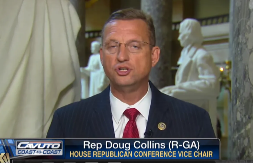 Congressman From 'Hee Haw' Tries To Ban Democrats From Talkin' Mean About President CrimeStupid