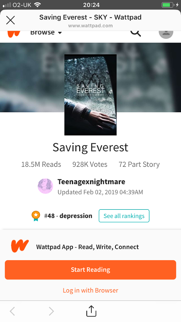 Christopher McCrory Is the Edward Cullen of Wattpad - PAPER