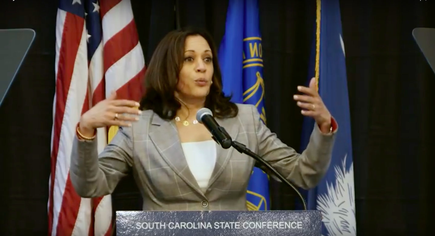 Kamala Harris Doesn't Have To Explain Her Kickass Self To Your Dumb Asses