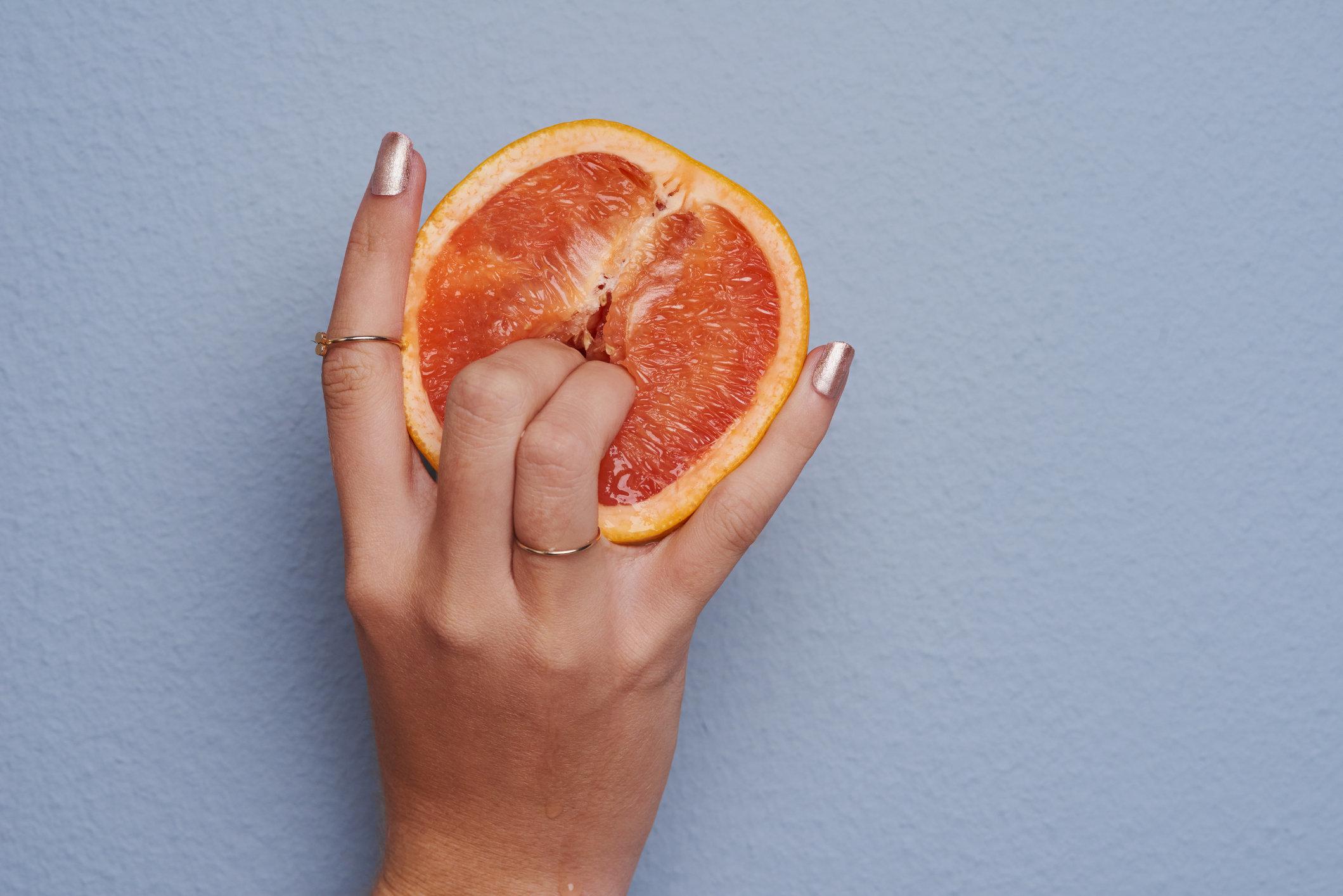 Image result for fruit vagna gif
