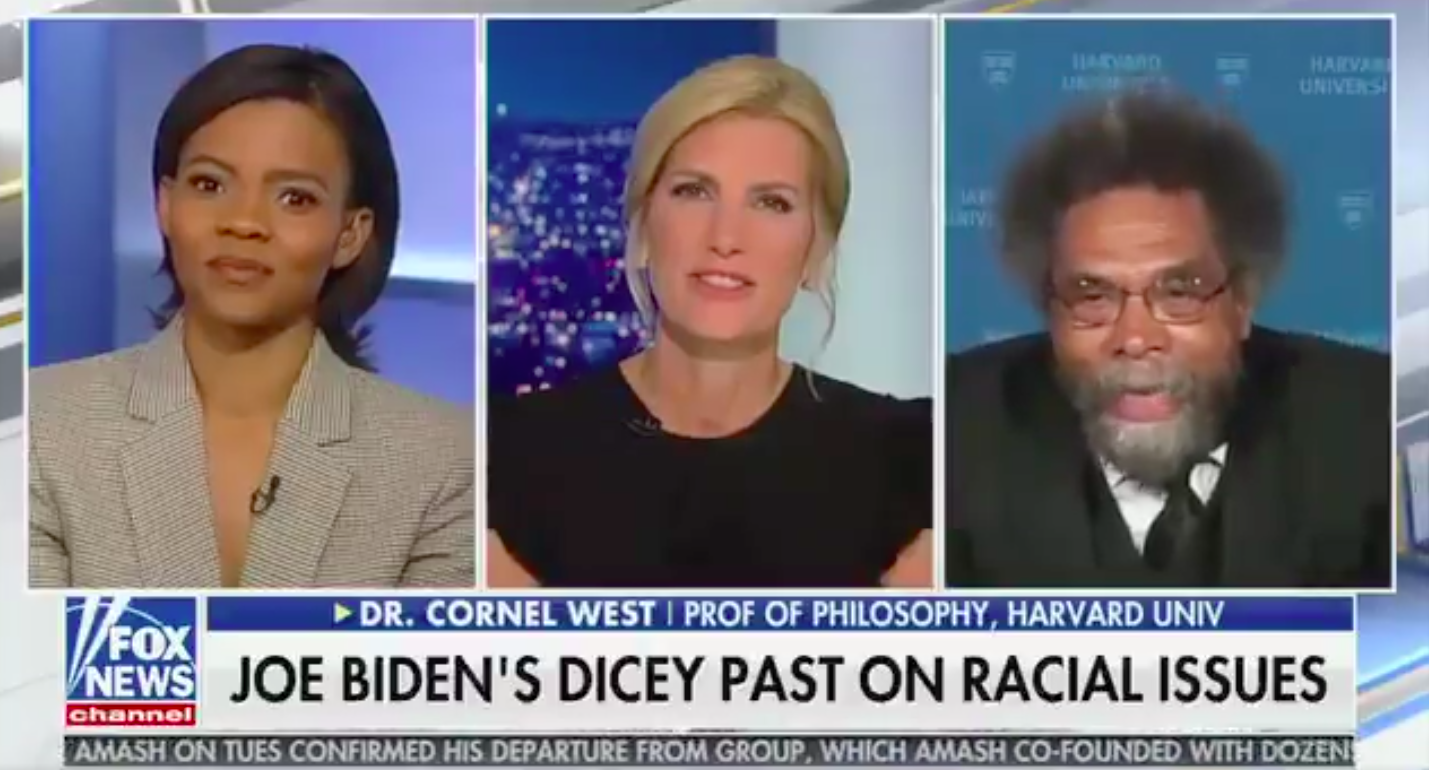 It's A Cornel West/Candace Owens Hullaballoo!