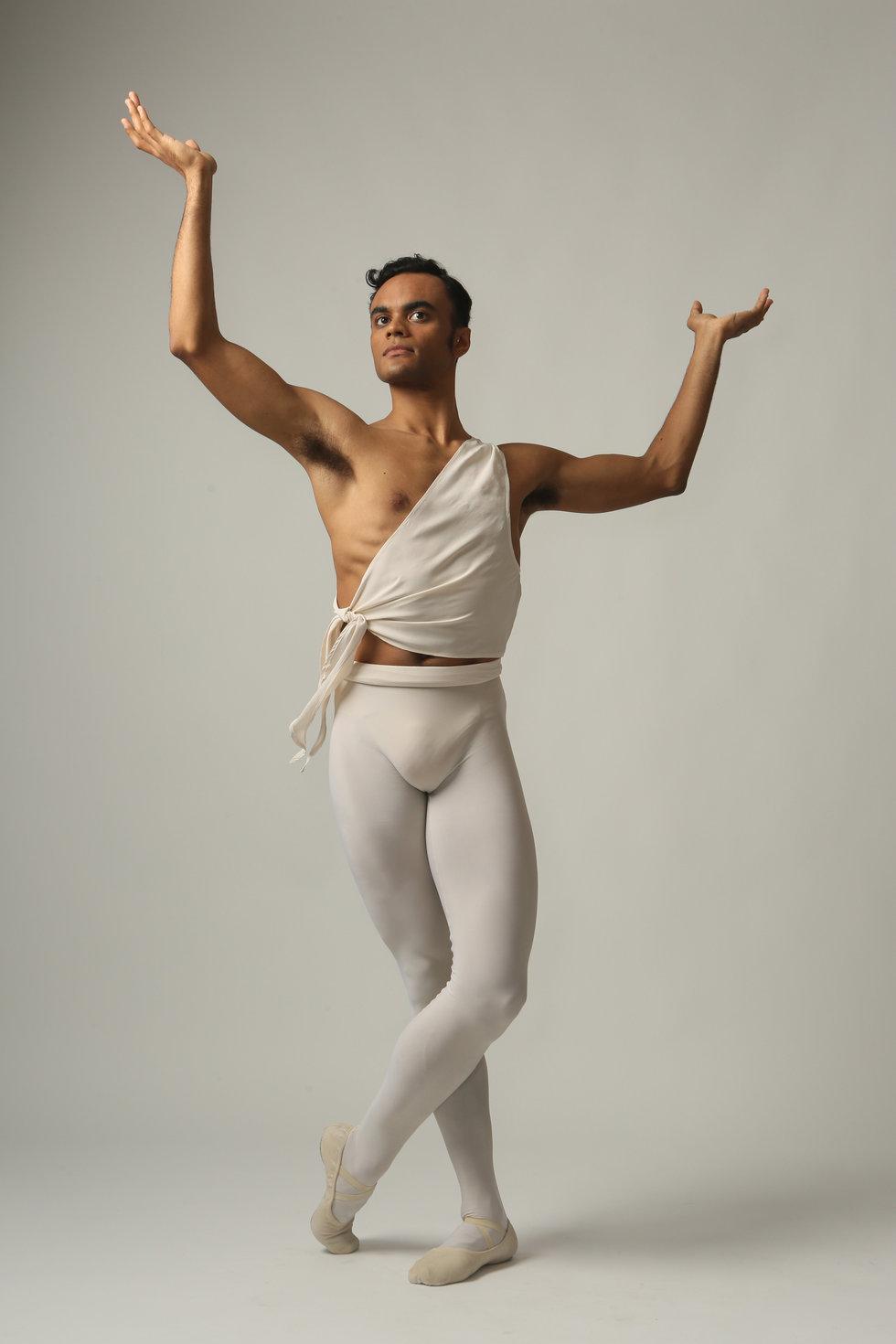 Taylor Stanley as Apollo