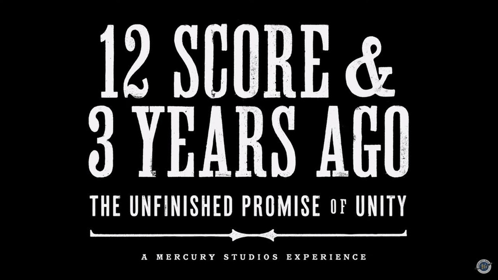 Partner Content - Come visit '12 Score and 3 Years Ago' and become a modern-day abolitionist