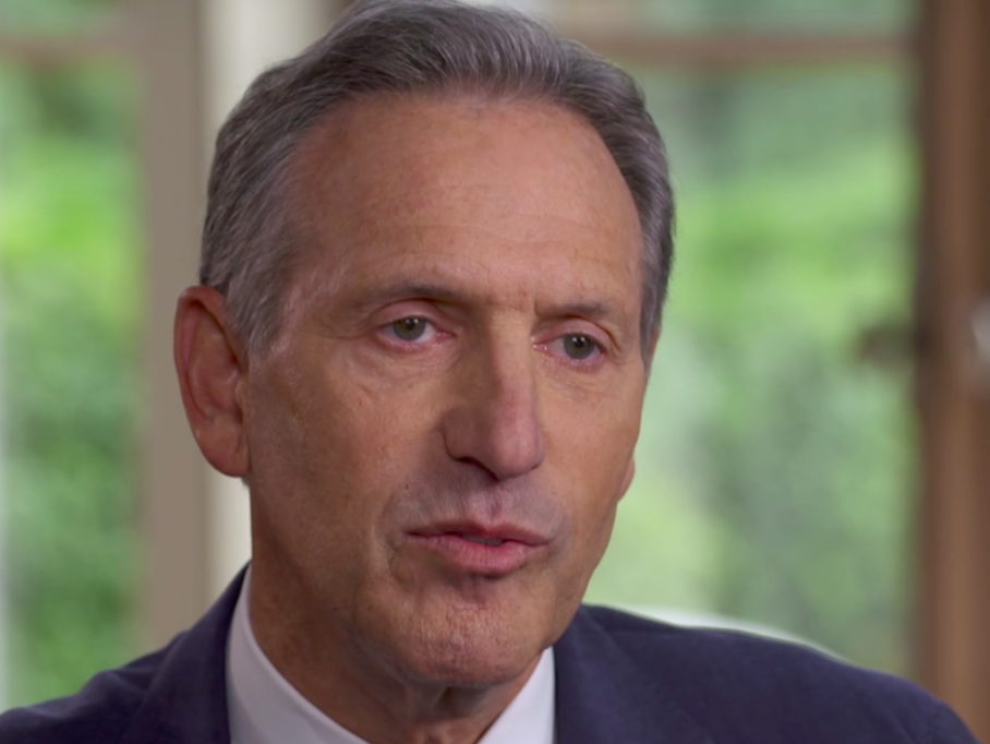 We Come Not To Praise Howard Schultz But To Bury Him Because That Guy Sucks
