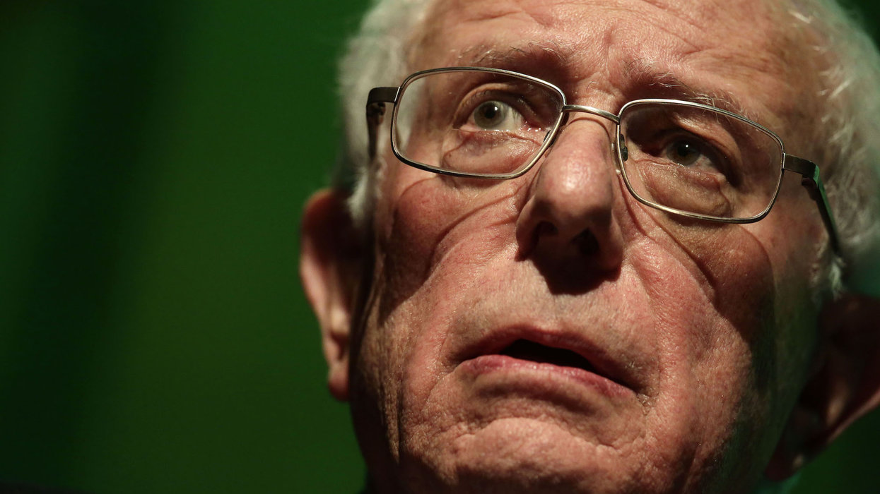Bernie Sanders says Americans 'would be delighted to pay more in taxes' for socialism