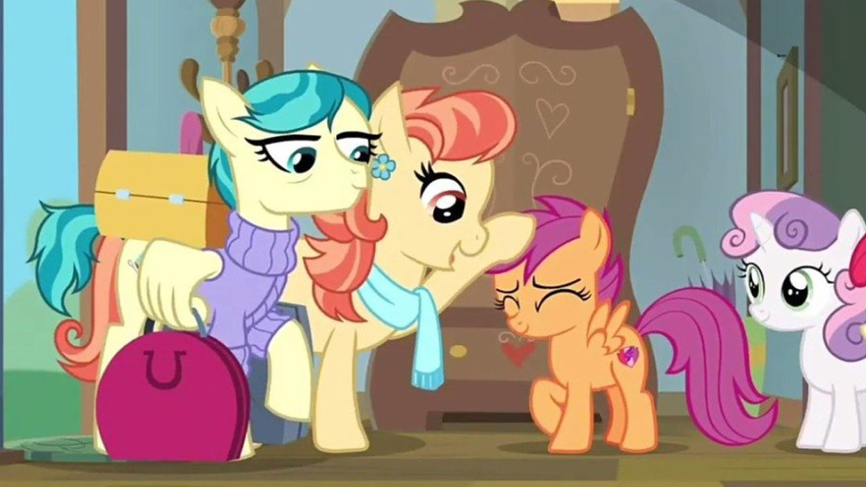 Lesbian ponies coming to Discovery Family kids show