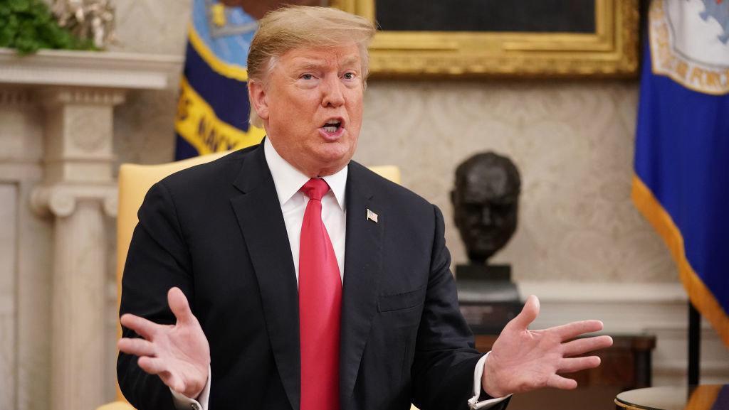 Latest Fox News poll has bad news for President Trump, good news for Democrats
