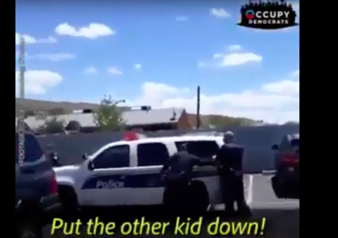 Hero Phoenix Cops Rescue Dollar Store Doll From Terrified Family At Gunpoint