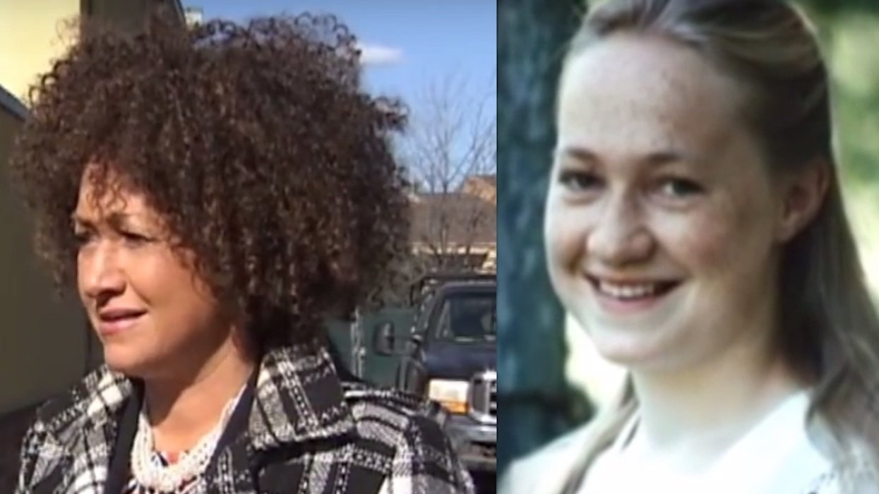Rachel Dolezal — former NAACP leader who identified as black but was outed as white — uses Pride Month to now claim she's bisexual