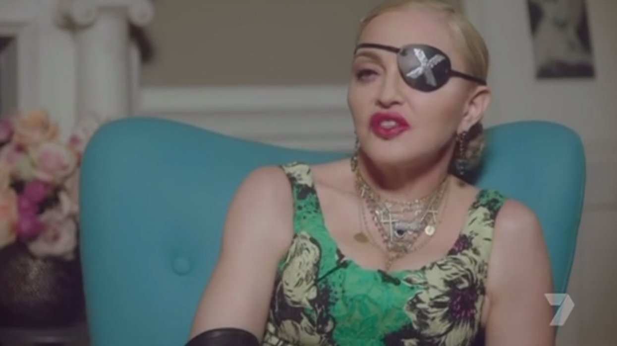 Madonna's pro-abortion theology: 'Don't you think Jesus would agree that a woman has the right to choose what to do with her body?'