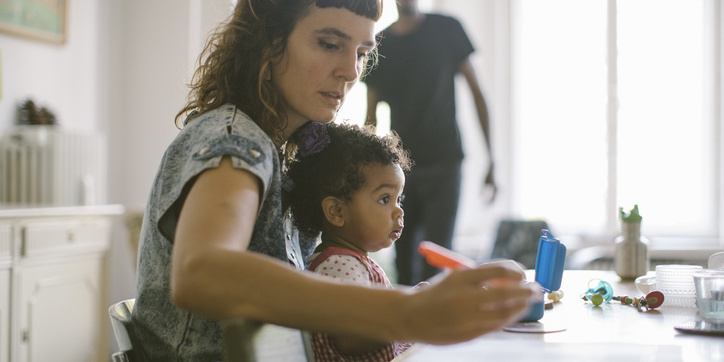 Are remote teams the solution to a working mom's top problem?