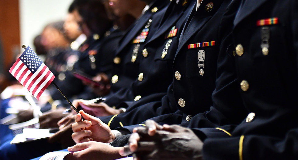 New Bill Offers Undocumented 'Dreamers' Citizenship For Military