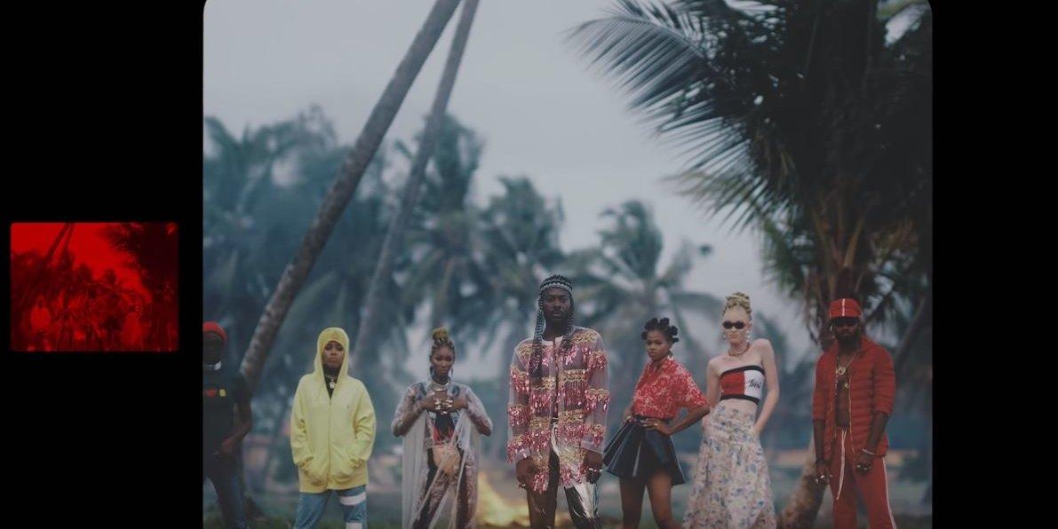 Watch Adekunle Gold's New Music Video for 'Kelegbe Megbe'