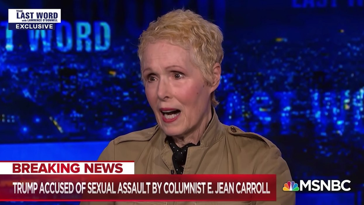 Woman who says Trump sexually assaulted her gives bizarre reason why she won't pursue rape charges