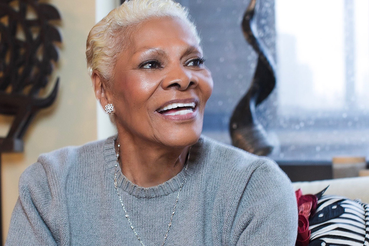Rewards of a Lifetime: An Interview with Dionne Warwick