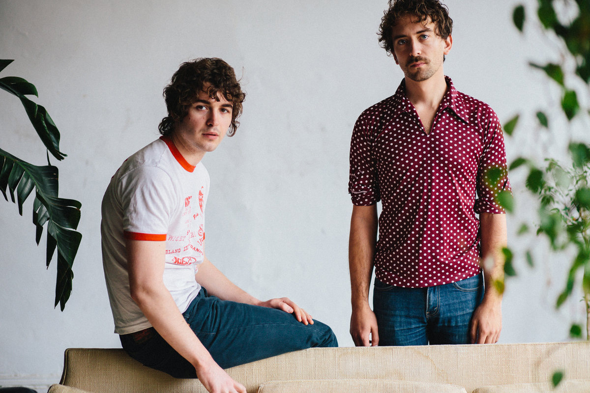 Retro Rock Duo Night Moves Charm with 'Can You Really Find Me'