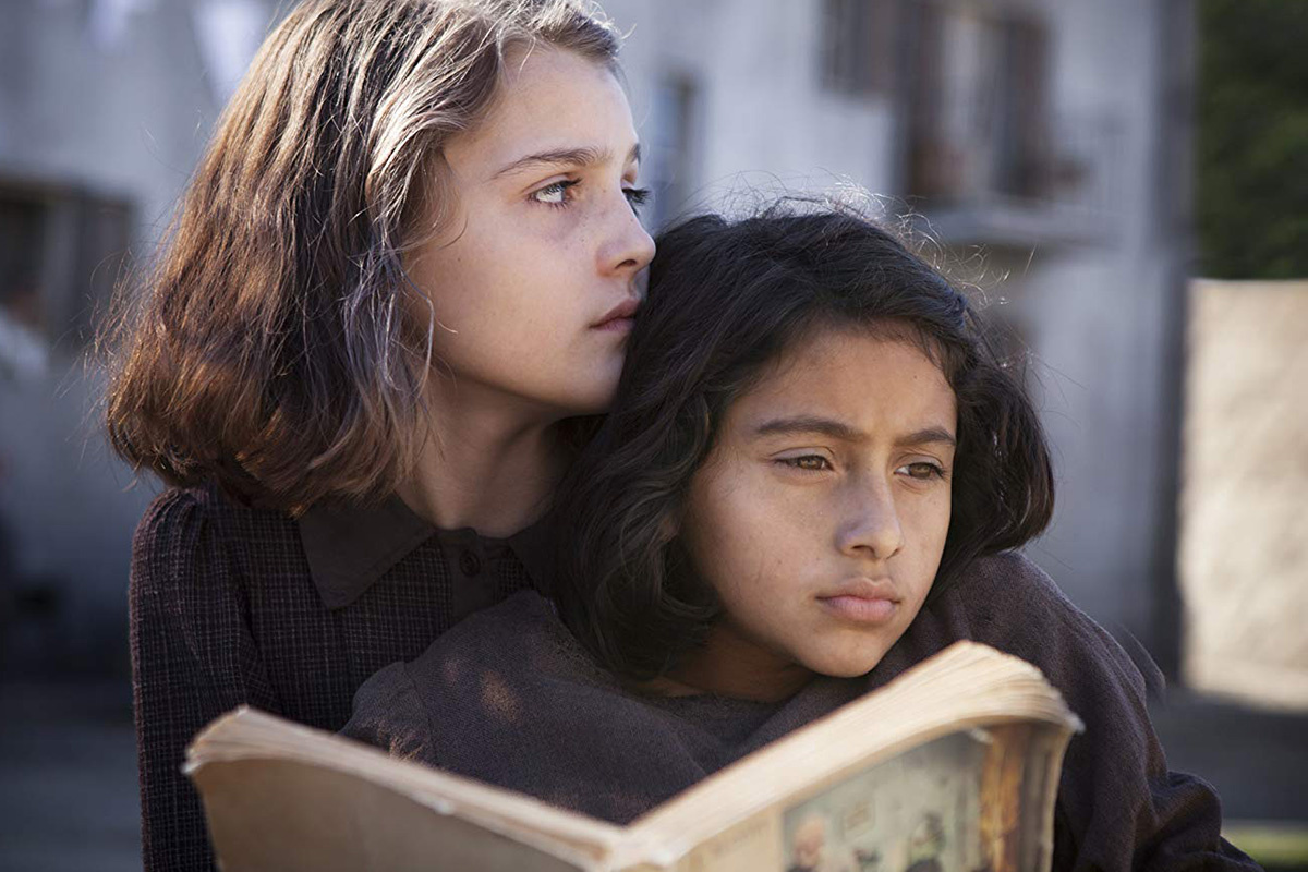 The Willful Child in HBO's 'My Brilliant Friend'