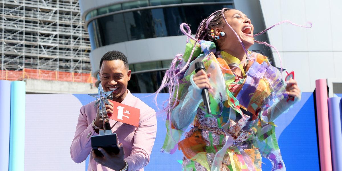 Nigeria's Burna Boy and South Africa's Sho Madjozi Won Big at the BET Awards