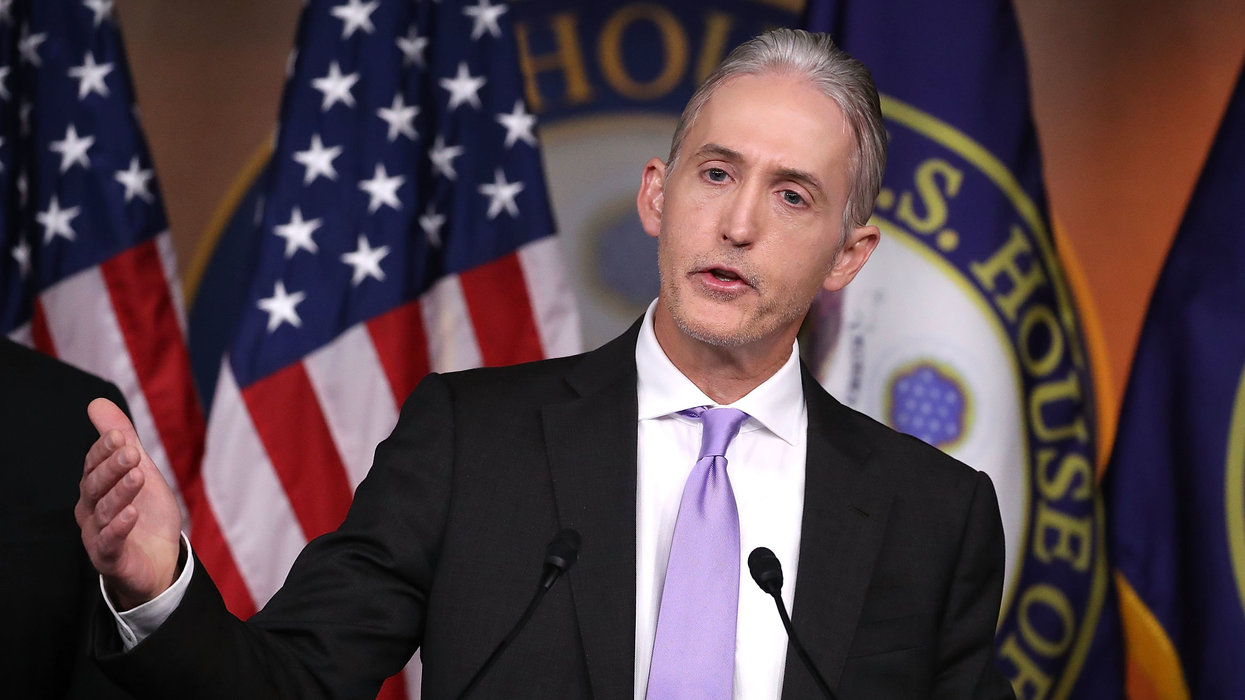 Trey Gowdy reveals mysterious evidence 'changed my perspective' on entire Mueller investigation