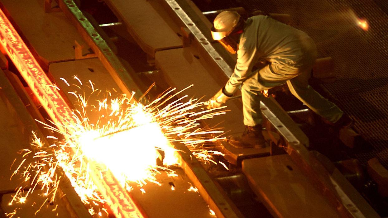 SCOTUS hands Trump a win on steel tariffs case