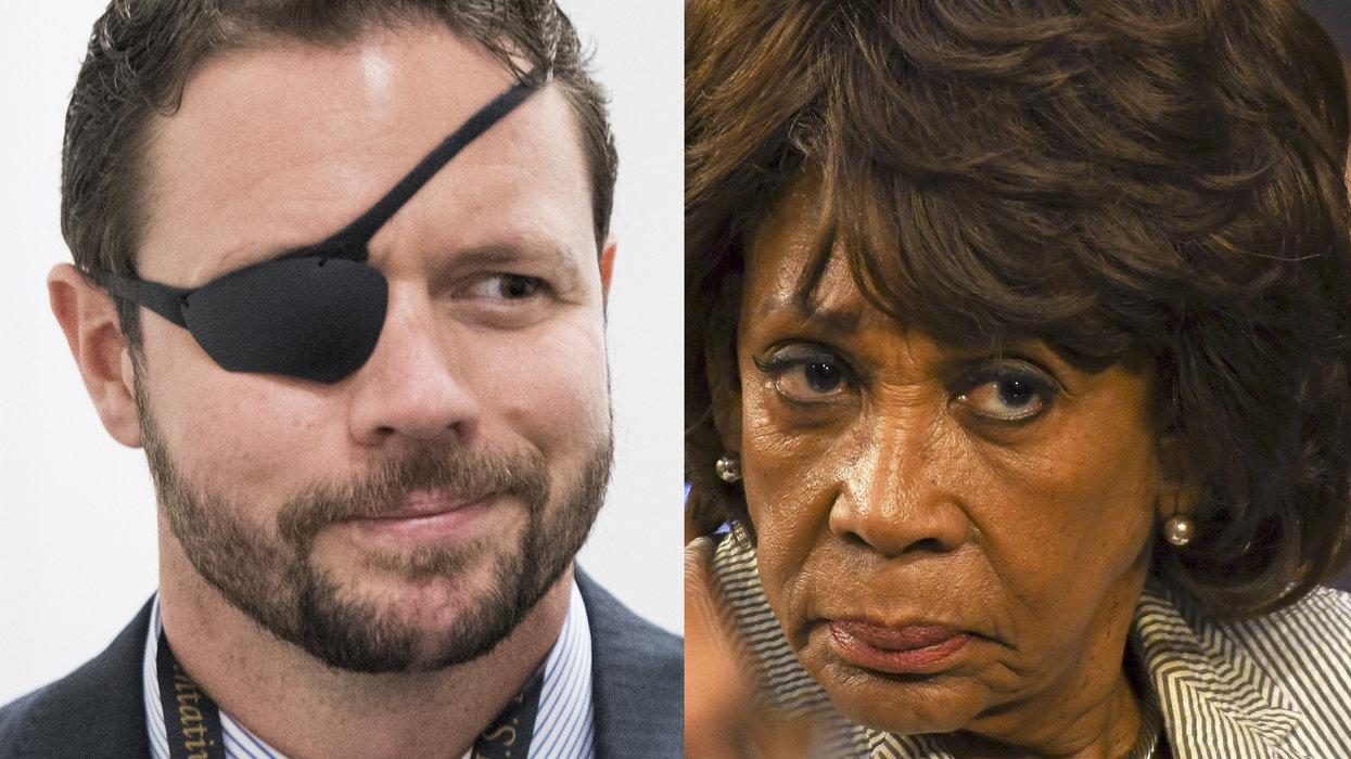'This is a disgrace' — Dan Crenshaw slams Maxine Waters in scathing rebuke over Iran