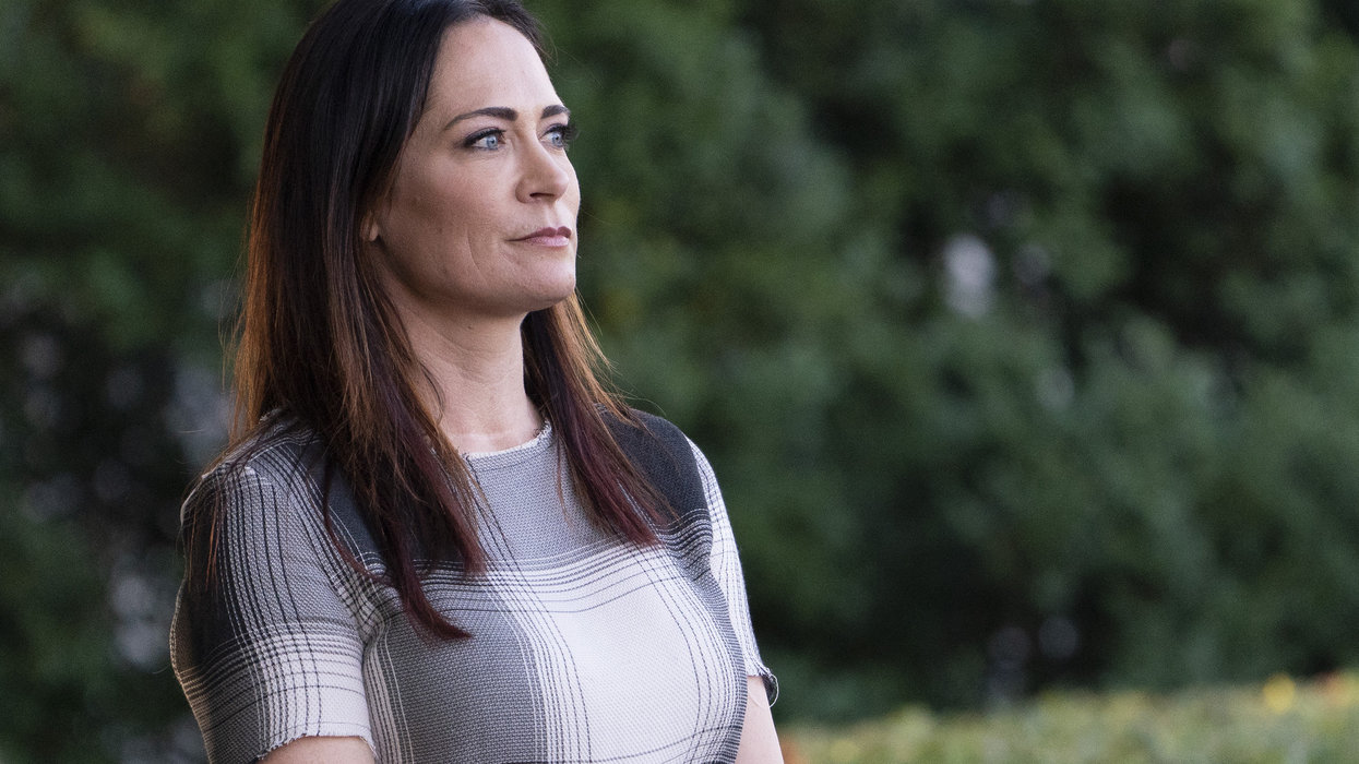 Breaking: Melania Trump spokeswoman Stephanie Grisham to replace Sarah Sanders in White House