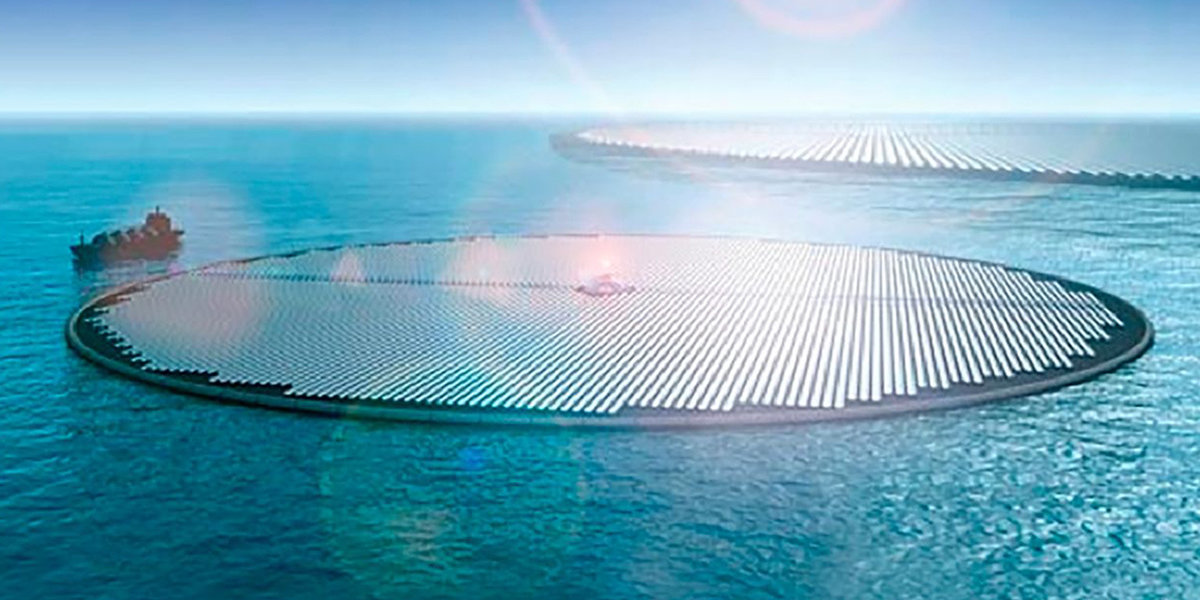 Giant Floating Solar Farms Could Make Fuel and Help Solve the Climate Crisis, Says Study