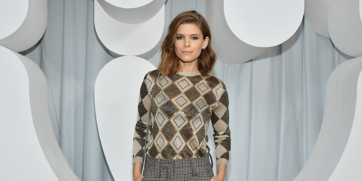 Kate Mara's powerful birth story wasn't the one she'd hoped for