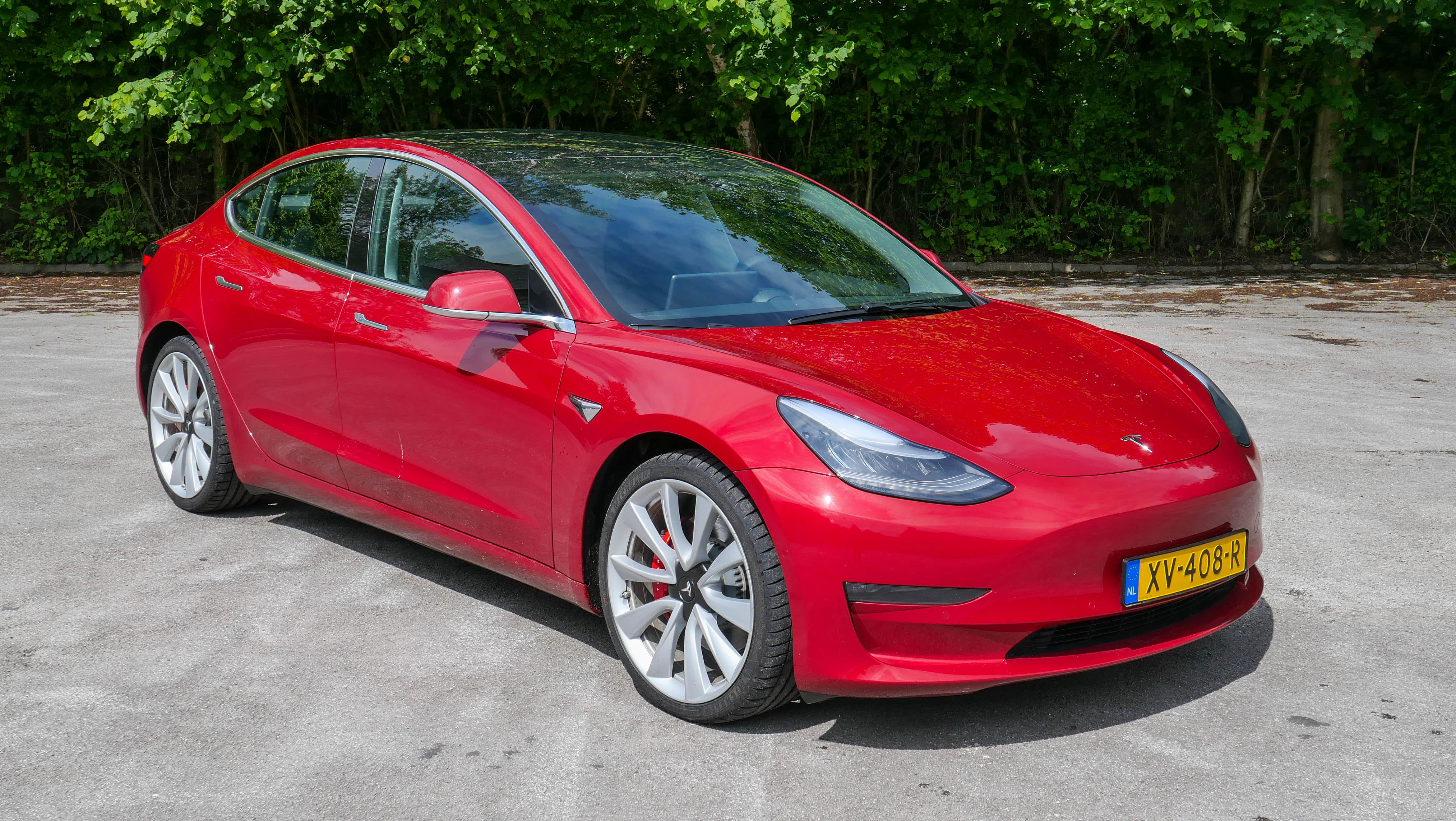 Tesla Model 3 Performance Review Worthy Of The Hype Gearbrain