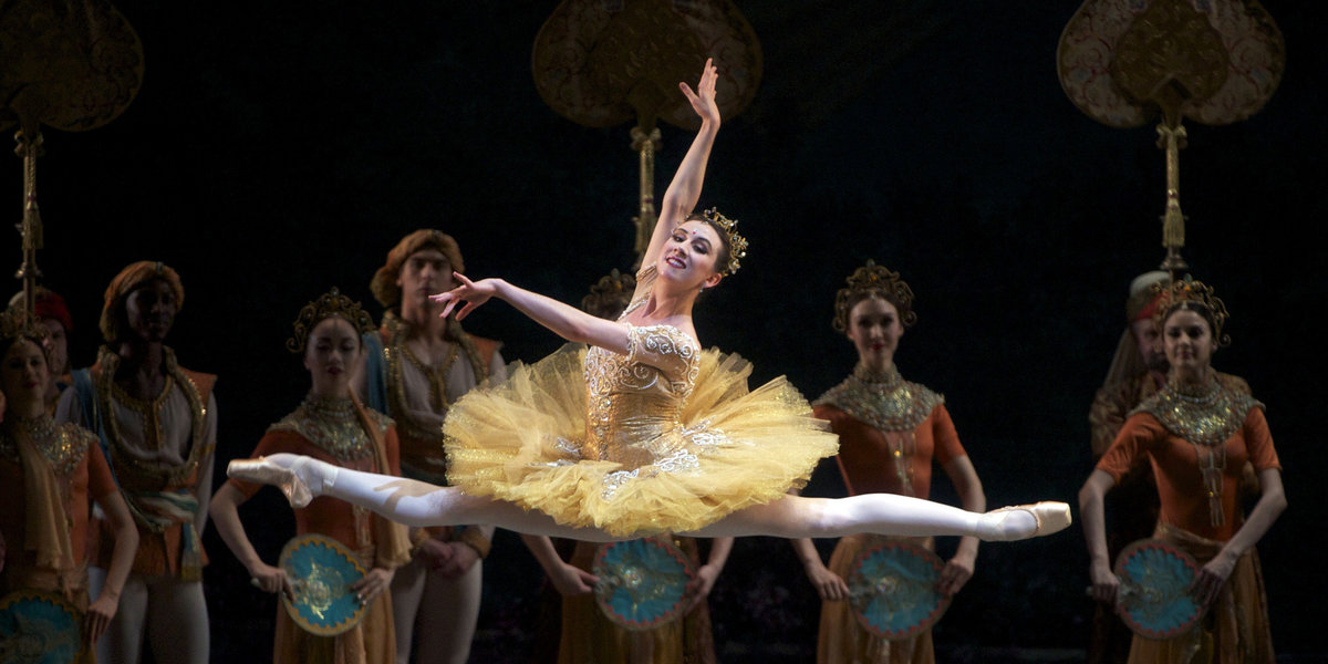 The Well-Read Dancer: What's On Isabella Boylston's Bookshelf?