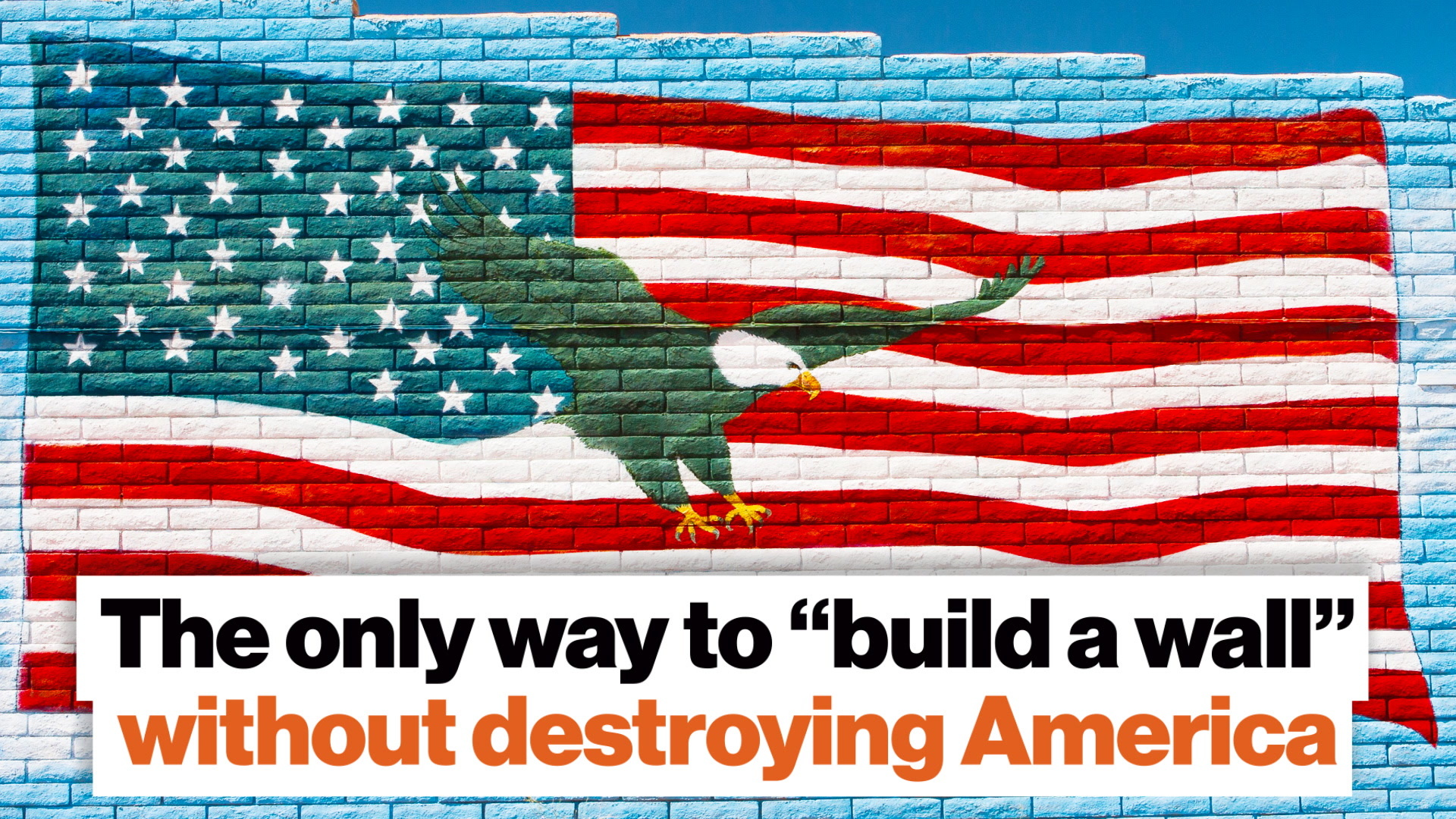 Build A Wall Jared Diamond On American Isolationism Think