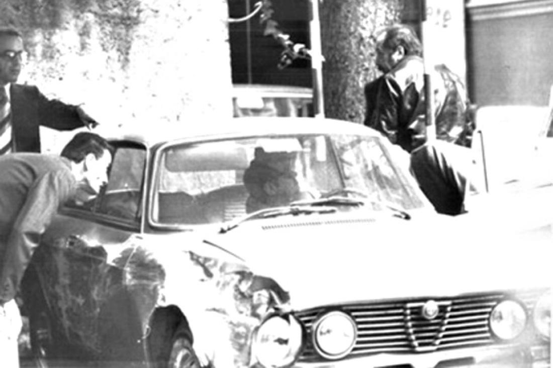 Pier Paolo Pasolini 1975 - Panorama