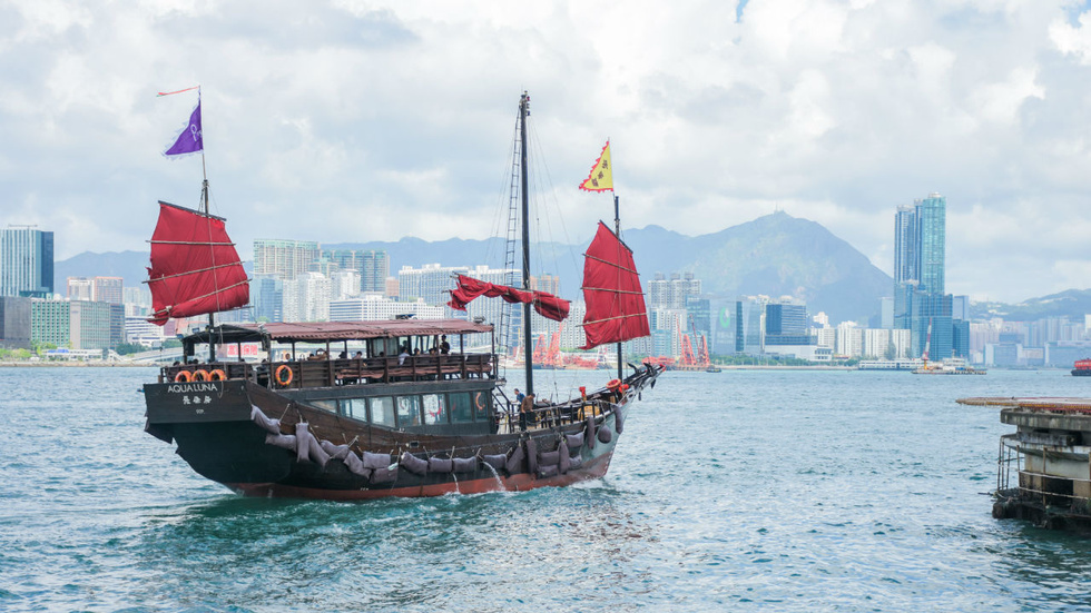 Partner Content - China is having its Boston Tea Party moment