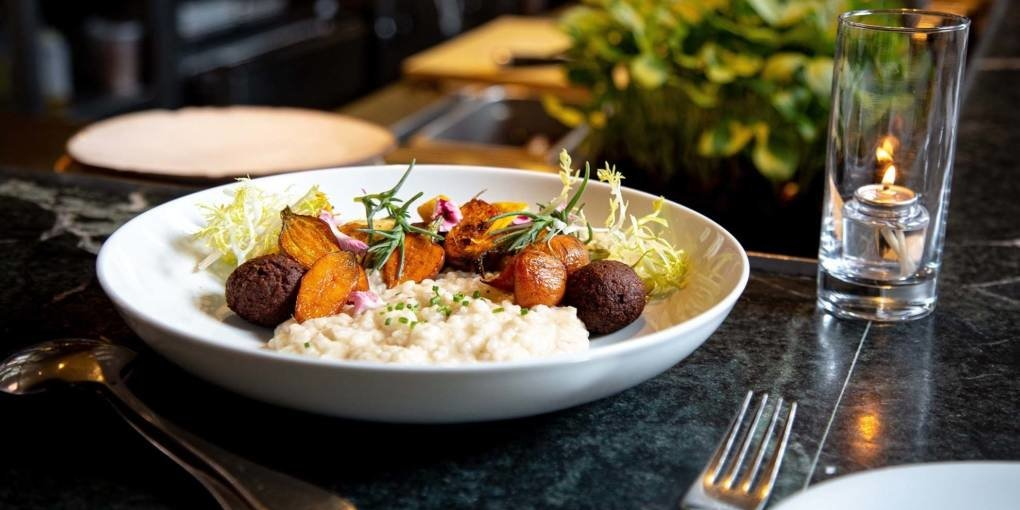 Trying to go meatless? Check out these 5 SF restaurants