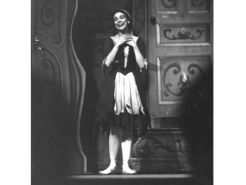 "#TBT: Margot Fonteyn in ""Cinderella"" (1957)"