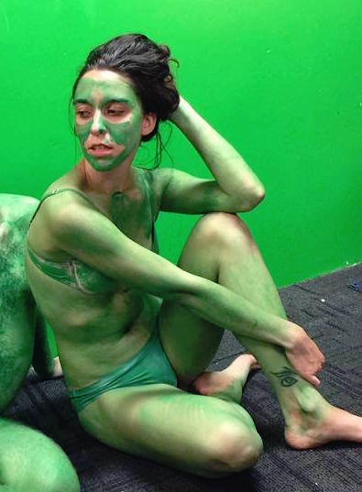Shrek Nudes