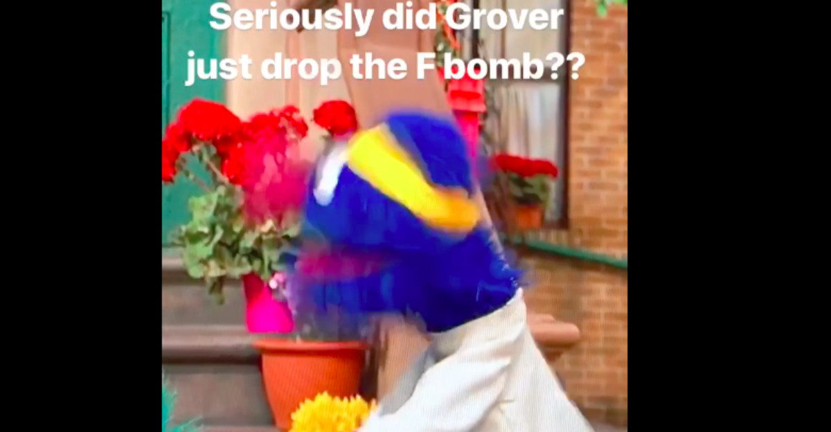 A Hilarious Sesame Street Clip Has People Split Over Whether
