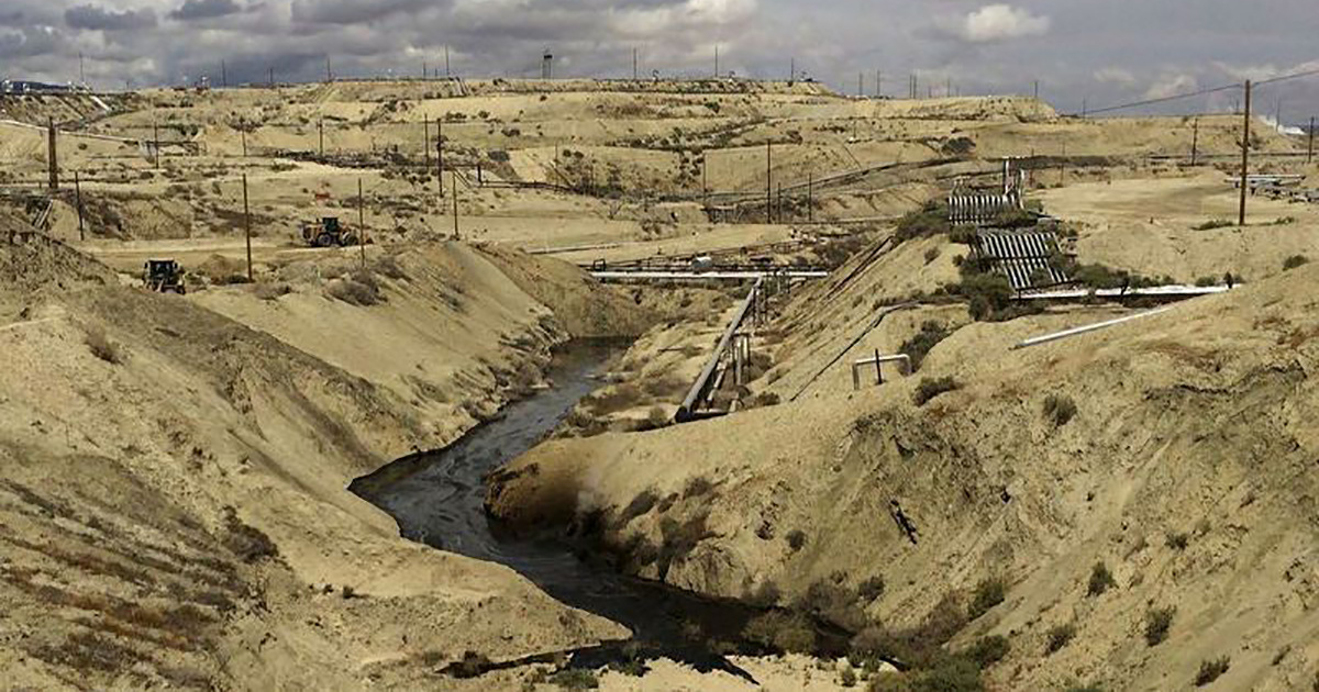 Chevron Has Spilled 800 000 Gallons of Crude Oil and Water Into a
