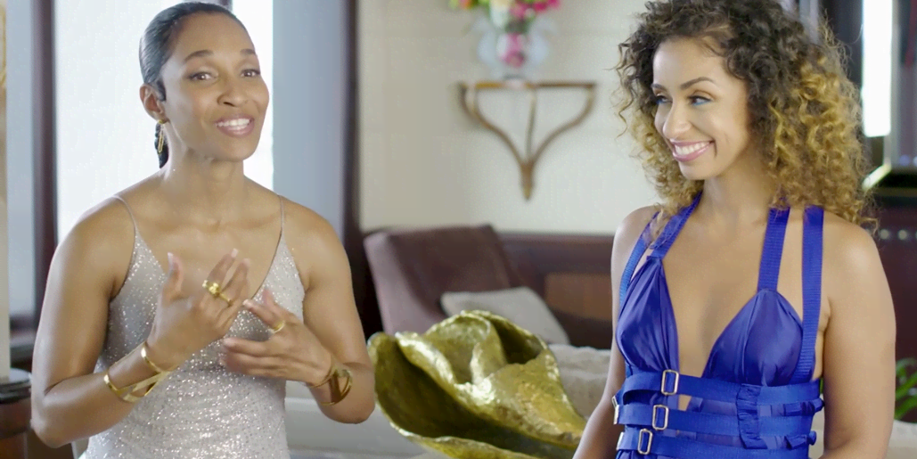 Chilli And Mýa Share Their Secrets For Remaining Flawless And Fabulous
