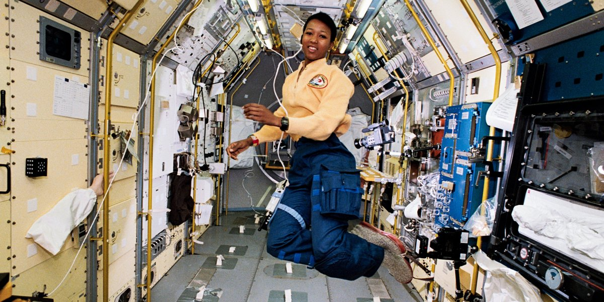 She Was the First Woman of Color in Space—And Dance Helped Her Get There