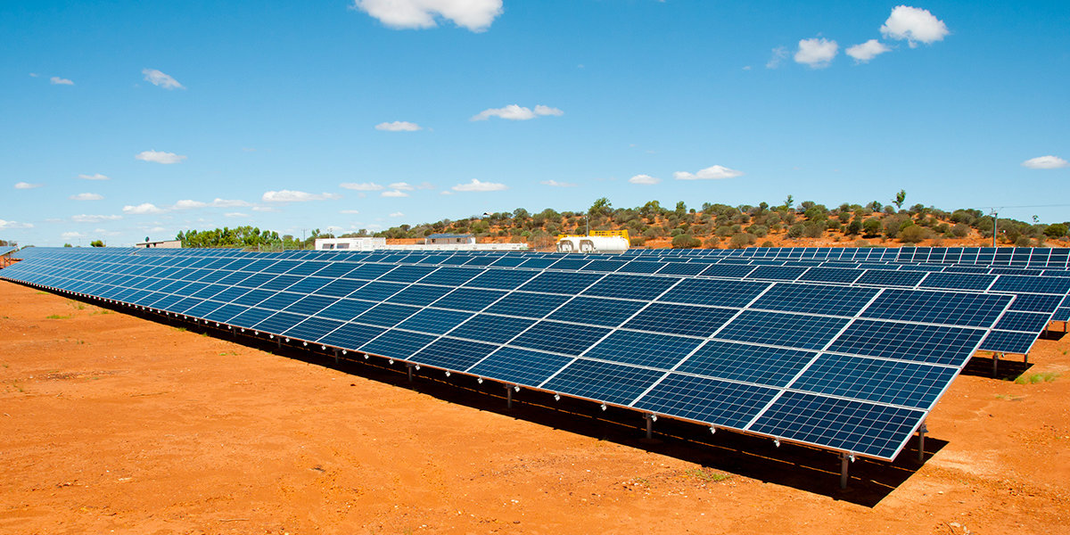 Australia to Build the World's Largest Solar Farm to Power Singapore
