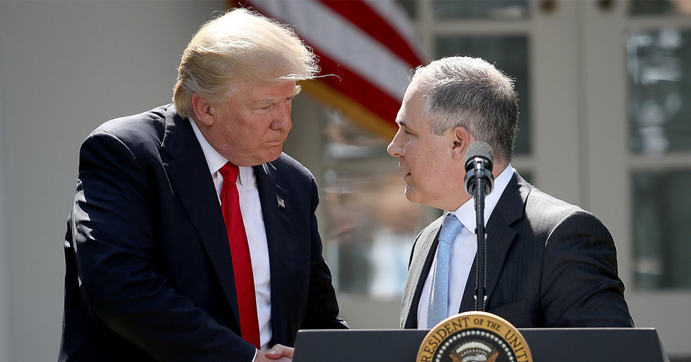 Government Watchdog: EPA Broke Ethics Rules as It Replaced Academic Advisers With Industry Appointees